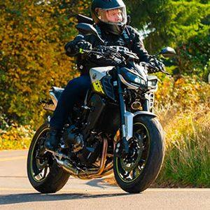 Motocycle logo