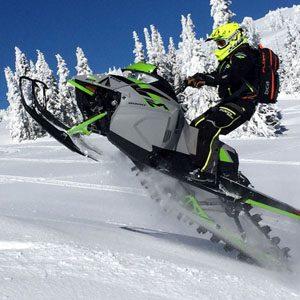 snowmobile logo